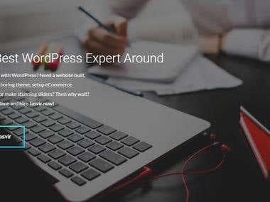 Tasvir- WordPress Expert