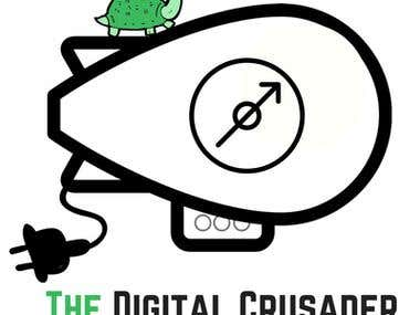 Blogger | The Digital Crusader