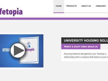 Lifetopia Website