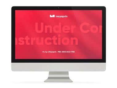 Mayaprin - Rebranding