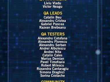 QA Agile Tester & Team Leader: Digimon Heroes! Mobile game