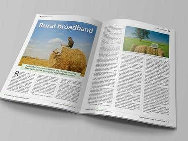National Farming Review Spread