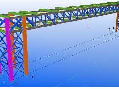 Pipe Rack Bridge