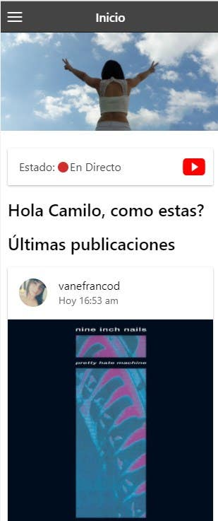 Vanfire App