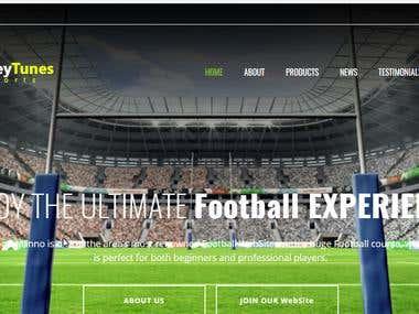joeysports.com website