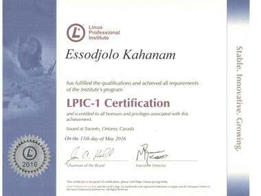 LPIC-1 : Linux system administrator