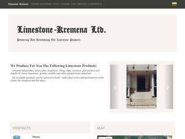 Limestone-Kremena