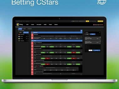 Betting - CStars