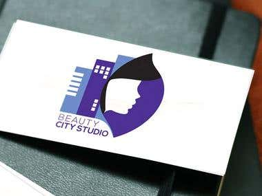 Logo Beauty City Studio
