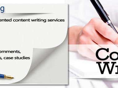 Contant writing