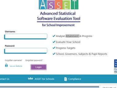 Asset for schools