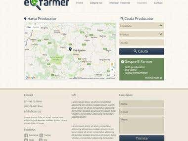eFarmer Website