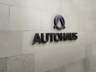 Autohaus Branding