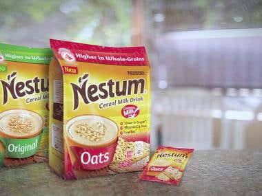 Nestle packshot