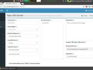 www.toplusms.tc bulk sms gateway software
