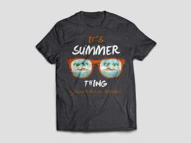 Portfolio T-Shirt Design