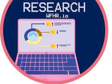 Internet Research Badge
