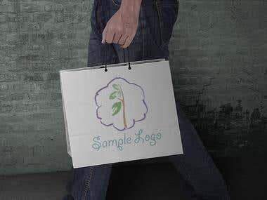 bag logo