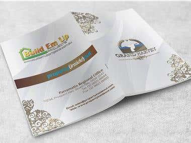Brochure Design for Property Sale