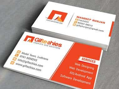 Visiting Cards/ Business Cards