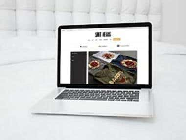 Smit-Heads Custom Clothing Responsive WordPress Website