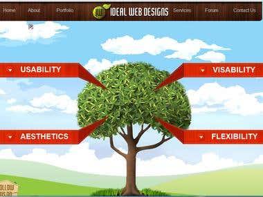 Company Website Development