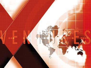 XVentures - www.xventures.com Advertisement Design