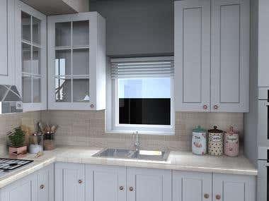 New ideas for kitchen design
