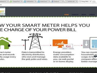Management information system for prepaid energy metering