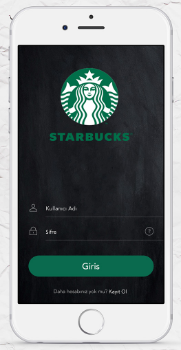 Startbucks Mobile App Redesign