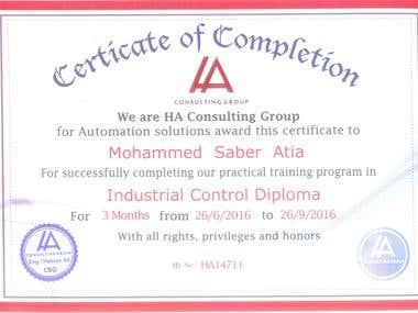 certificate in plc