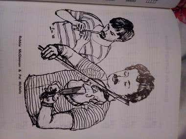 Whistle and Sing book 2:drawing s