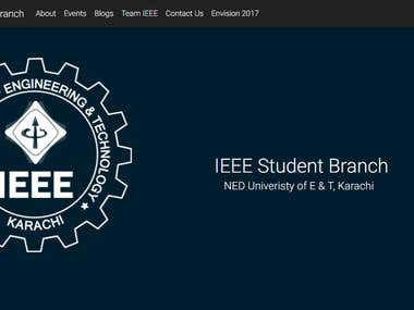 IEEE NED Student Branch