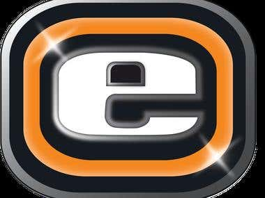 Logo clean and Recreate
