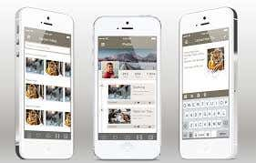 Photo Sharing app for Android & IOS-iPhone