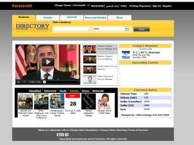 Persian Music website