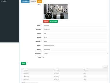 Gym Management Software - CRM
