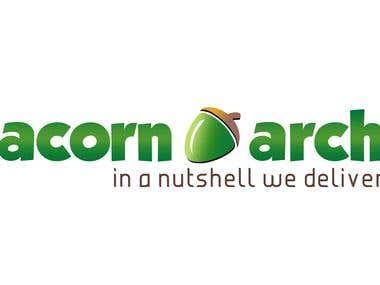 Acorn Arch Logo