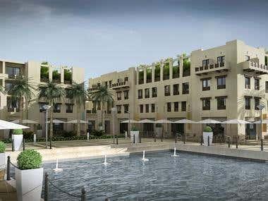 Culture Souk in Abu Dhabi