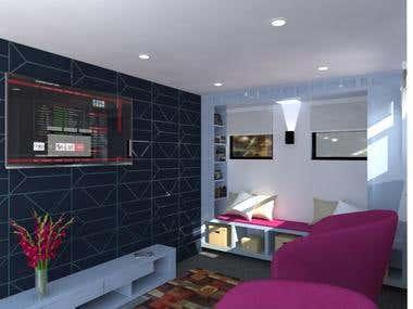 Home - Interior design