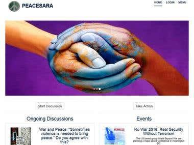 Peacesara
