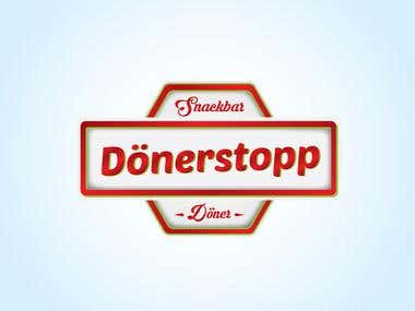 Donerstopp Logo