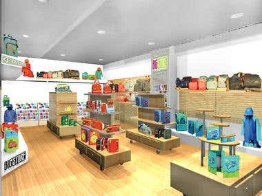 Commercial Store Design