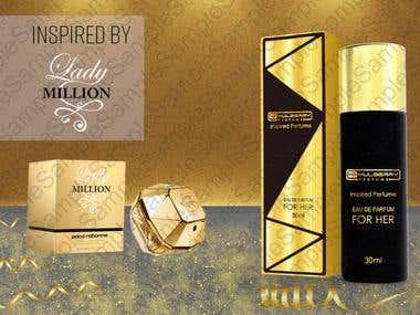 Perfume image render