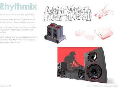 Product Design - Rhythmix