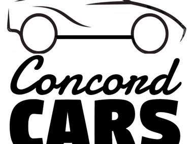 Branding & Logo Design for Concord Cars
