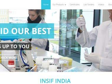 Insif India - PHP