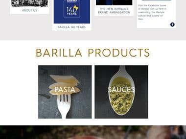 Pasta, Pasta Sauce, and Recipes   Barilla