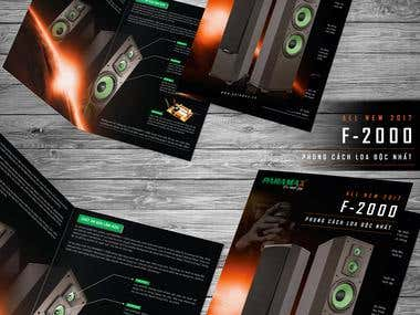 Mini Brochure for PARAMAX