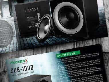 Mini Brochure SUB-1000